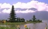 Salah satu tempat di Pulau Bali/Ilustrasi