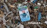 Sampah plastik kemasan
