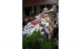 Sampah Alat Peraga Kampanye (ilustrasi)