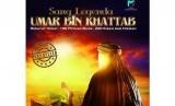 Umar bin Khattab Pernah Singgung Pentingnya Bersihkan Lisan. Foto: Sampul depan buku Sang Legenda Umar bin Khattab.