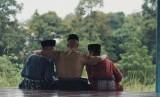 Santri Pondok Pesantren Darunnajah 8, Gunung Sindur, Bogor