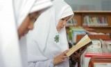 Santri SMA Ar-Rohmah Putri Boarding School Kabupaten Malang