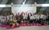 Santunan yatim dan dhuafa Hiswana DKI Jakarta
