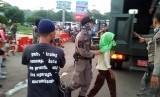 Sat Pol PP Purwakarta, razia anak jalanan, gelandangan dan pengemis dalam rangka cipta kondisi menjelang lebaran.