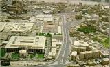 Satu sudut Kota Thaif, Arab Saudi.