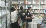 Satuan Reserse Narkoba (Satresnarkoba) Polres Bandung bersama tim gabungan Dinas Kesehatan dan BPOM Bandung berhasil  mengamankan sejumlah obat kadaluarsa, jenis obat daftar G atau obat keras dan toko obat yang tidak memiliki izin usaha. Saat melakukan inspeksi mendadak (sidak) pada dua apotek dan dua toko obat di wilayah Banjaran dan Baleendah, Selasa (19/9).