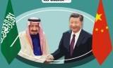 Saudi dukung tindakan Cina atas Uighur.
