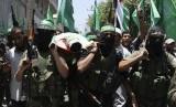 Hamas ingatkan dampak negatif dari penutupan akses Gaza. Sayap militer Hamas