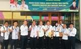 Sebagian pejabat Pemerintah Kabupaten Musi Banyuasin (Pemkab Muba) yang mengikuti seleksi terbuka Jabatan Pimpinan Tinggi (JPT) Pratama untuk mengisi lima jabatan eselon II untuk lima posisi jabatan setingkat kepala dinas.