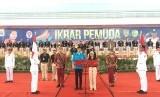 Sebanyak 1.200 peserta mengkuti pembukaan acara Kirab Pemuda 2018 yang diinisiasati Dinas Pemuda dan Olahraga (Dispora) Provinsi Kalimantan Tengah (Kalteng), Sabtu (20/10) malam.