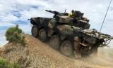 Sebanyak 211 kendaraan tempur jenis Rheinmetall Boxer CRV akan diproduksi di Queensland.