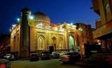 Bahrain Izinkan Masjid Dibuka untuk Sholat Jumat. Sebuah masjid di Bahrain