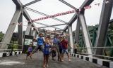 Bupati Bogor Resmikan Jembatan Penghubung Ciseeng-Rumpin