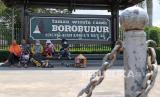 Sebagian Pengunjung Borobudur Belum Siapkan PeduliLindungi