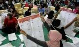 Ilustrasi Pemilu di Makassar, Sulawesi Selatan
