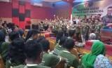 Sekitar 200 pemuda Provinsi Maluku mengikuti Pelatihan Kader Inti Pemuda Anti Narkoba 2019 yang digelar di Golden Palace Hotel Ambon, 19-21 Juni 2019.