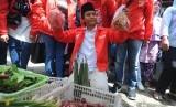 Sekjen DPP Partai Solidaritas Indonesia (PSI) Raja Juli Antoni