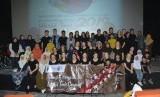 Sekolah Tunas Unggul Bandung dan Ringwood Secondary College menggelar World Tour Concert 2019 di Bandung Creative Hub, Kota Bandung, Sabtu (20/4).