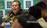 Ketua Fraksi PKB DPR, Cucun Ahmad Samsjurijal,  menilai pesantren termasuk institusi pendidikan terdampak Covid-19.