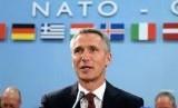 Sekretaris NATO Jens Stoltenberg puji hubungan dengan AS dalam pidato di Jerman. Ilustrasi.