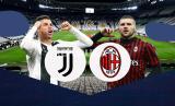 Semifinal Coppa Italia, Juventus vs AC Milan.