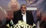 Senior Hamas leader Ismail Haniyeh (file photo)