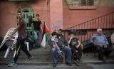 Pengungsi Palestina di Tepi Barat Khawatir Pandemi Covid-19 (Foto: ilustrasi pengungsi Palestina)