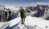 Mont blanc di Prancis