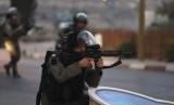 Polisi Israel (ilustrasi).