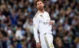 Kapten Real Madrid Sergio Ramos