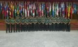 Siswa Pendidikan Perwira Administrasi Personel Prajurit (Dikpaminperspra) MK TA 2019, Rabu (26/6).