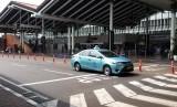 Situasi Bandara Soekarno Hatta.