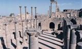 Situs di Kota Kuno Bosra.