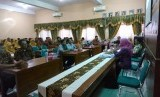 SMKN 1 Karanganyar, Jawa Tengah, menggelar workshop pengembangan kurikulum.