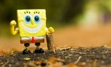 Spongebob, salah satu karakter populer Nickelodeon.