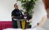Staf Khusus bidang Komunikasi Publik dan Hubungan Antarlembaga Menteri Pertahanan Prabowo Subianto, Dahnil Anzar Simanjuntak