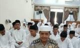 Status facebook Ustaz Abdul Somad mengenang Ipda Auzar, Rabu (16/5).