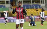 Bungkam Parma, Milan Pangkas Jarak Poin dengan Inter