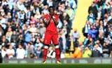 Striker Liverpool, Sadio Mane pada laga Liga Primer Inggris lawan Manchester City, Sabtu (9/9).
