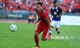 Ezra Walian saat membela Indonesia di SEA Games