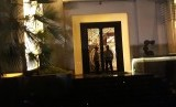 Suasan di rumah dinas Setya Novanto di Jalan Wijaya XIII Nomor 19, Jakarta, Rabu (15/11) malam.