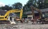 Suasana di tempat pembuangan sampah (ilustrasi). Pemerintah Ceska menawarkan sistem pengelolaan sampah yang digunakan Kota London kepada Pemerintah Provinsi Jawa Tengah.