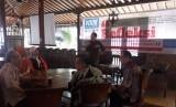 Suasana diskusi Hari Anti Korupsi yang digelar oleh Forum Bersama Tangsel (Forbest) dan Pemkot Tangsel.