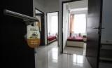 Suasana kamar untuk Atlet di Wisma Atlet Kemayoran, Jakarta, Minggu (4/2).