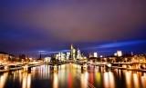 Suasana Kota Frankfurt, Jerman.