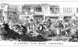Suasana pandemik Kolera di Eropa ahun 1880-an.