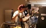 Suasana perhelatan Indonesia Coffee Event 2019