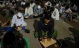 Suasana Pesantren Ramadhan (ilustrasi).