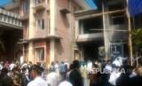 Suasana Pondok Pesantren Al-Hikam. (Ilustrasi).