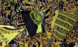 Suporter Borussia Dortmund